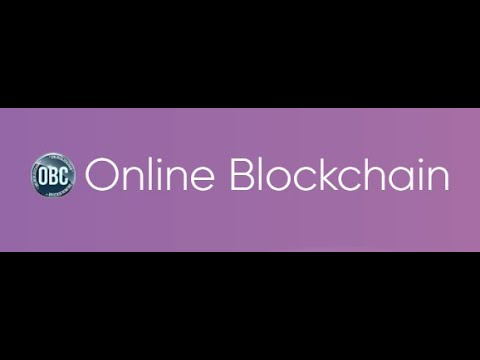 Clem Chambers, CEO Advfn and Online Blockchain PLC (OBC.L) Interview