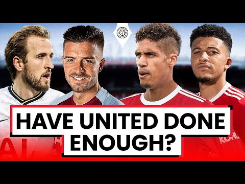 Have United Gone Big Enough This Transfer Window?! | Paddock Podcast