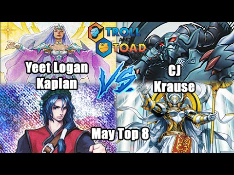 Zodiac SHVI May Top 8 - Logan Kaplan (Burning Abyss) Vs CJ Krause (Domain Monarch)