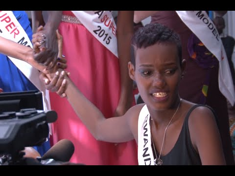 RWANDA'S NEXT TOP MODEL CROWNED