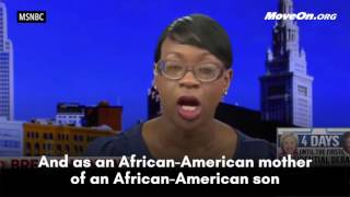 Nina Turner​ responds to Mike Pence​ on institutional racism