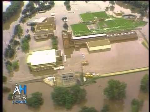 C-SPAN Cities Tour - Des Moines: Great Flood of 1993