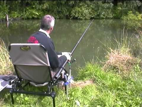 Fishing Roving Chair Diy Covers For Christmas Mk2 Clever Claw On Korum Mpg Youtube