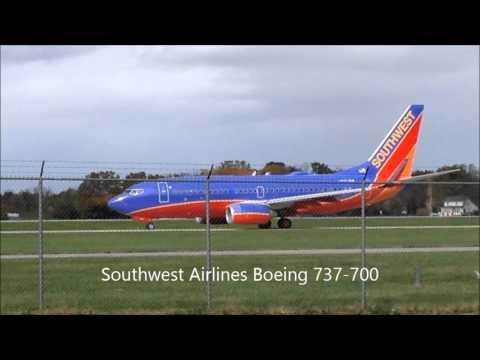 Greater Rochester International Airport Plane Spotting #2 10-18-15