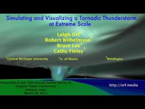 2015 Severe Storms & Doppler Radar Conference
