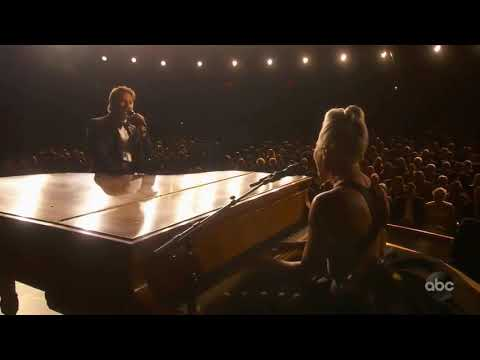 Lady Gaga & Bradley Cooper - Shallow - Academy Awards 2019 Performance #Oscars