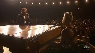 Lady Gaga & Bradley Cooper - Shallow - Academy Awards 2019 performance #Oscars