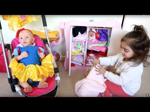 Thumbnail: Surprise Magic Toys for Silicone Baby Doll- Minnie Mouse,Minion,Chupa Chups,Spider,Disney Dress