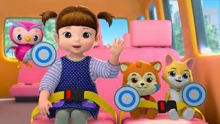 Safety Song 2   Kongsuni English Song   S6  Kongsuni and Friends   Kids Songs
