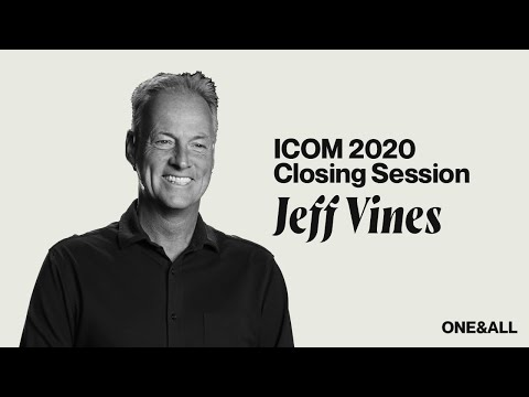 Jeff Vines | ICOM 2020