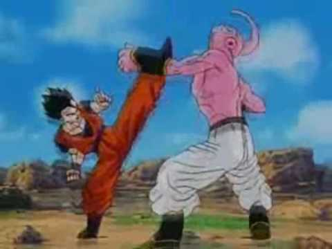 Dragonball Z - We Will Rock You