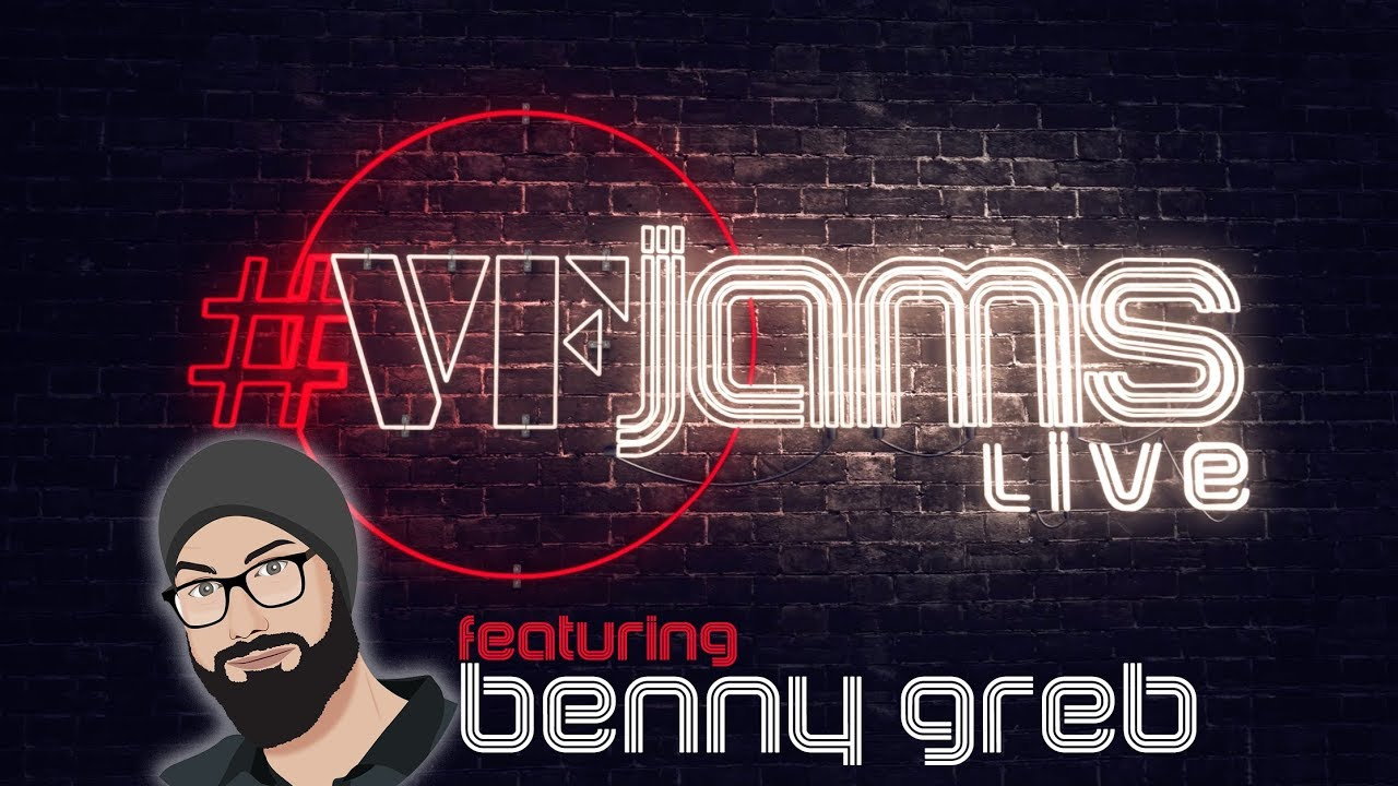 Download #VFJams LIVE! - Benny Greb