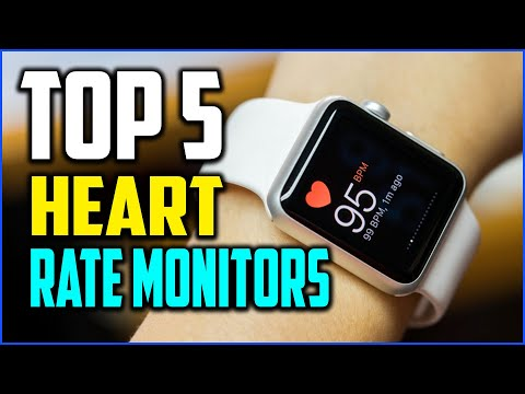 Top 5 Best Heart Rate Monitors in 2020 Reviews