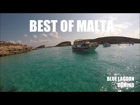 BEST OF MALTA | GoPro HERO 3+ | 2018
