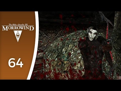 A Brotherhood on its knees (shoeless) - Let's Play Morrowind Modded #64