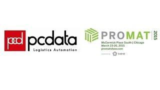 1 min 2 connect Pcdata USA ProMAT2015