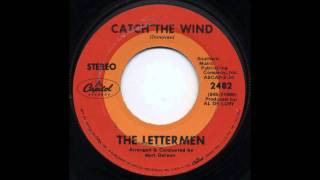 The Lettermen - Catch the Wind