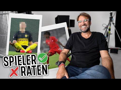 Jürgen Klopp: Erkennst du den Spieler? | Einfach Fussball.