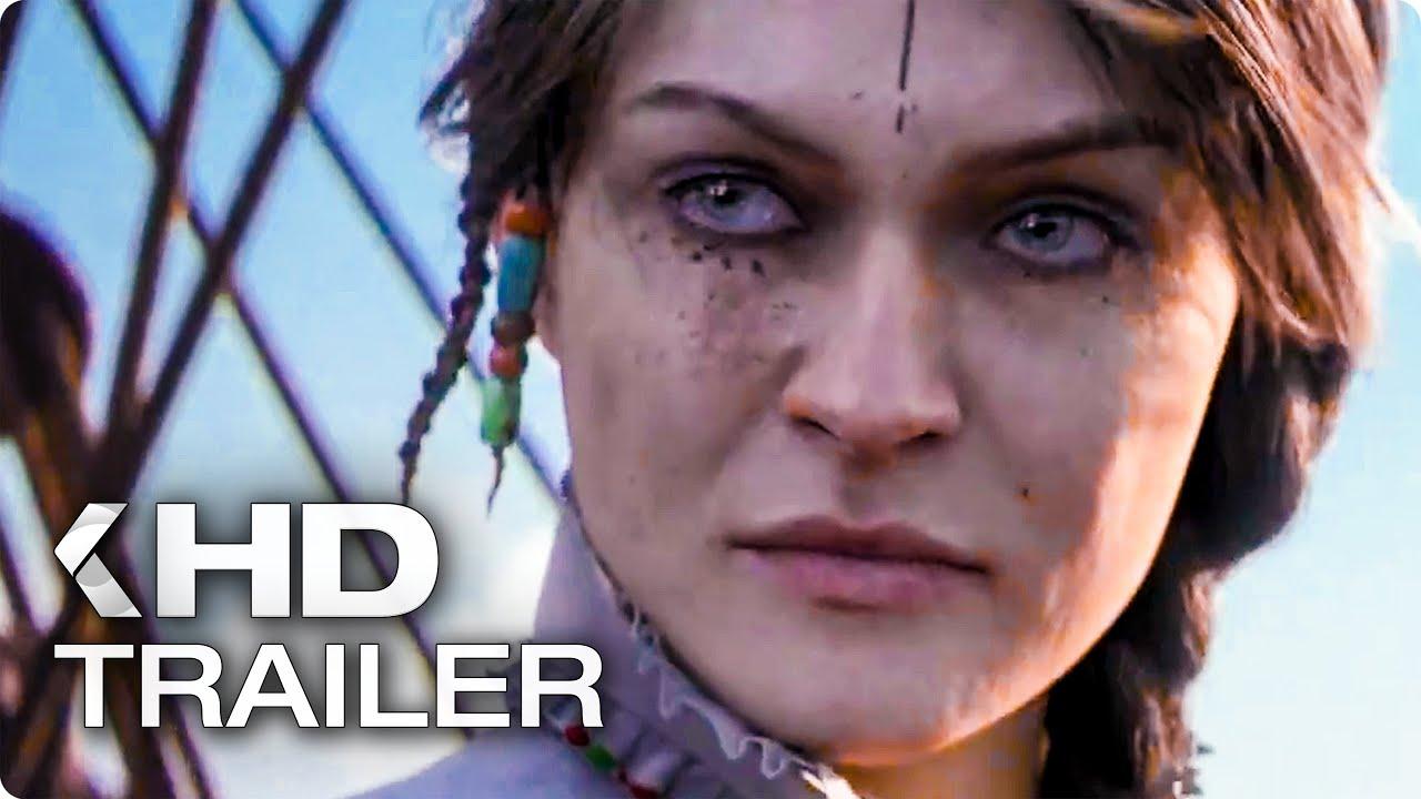 SKULL AND BONES Cinematic Trailer German Deutsch (E3 2018)