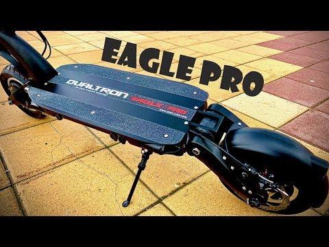 Электросамокат Dualtron Eagle Pro  2020 - Самая последняя новинка от Minimotors