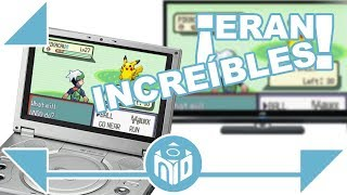 Las 8 CONSOLAS DESCONOCIDAS más INCREÍBLES de Nintendo | N Deluxe