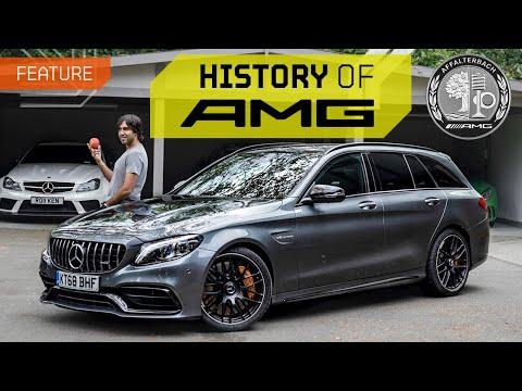 Visual History Of AMG! - Drifting The New C63S Wagon W/ Mr AMG!