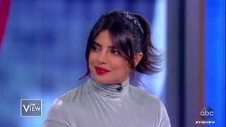 "Priyanka Chopra Jonas Talks Sister-In-Laws, and ""The Sky is Pink"" 