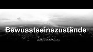 How to pronounce Bewusstseinszustände in German