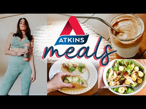 What I Eat on Atkins 40 + Sugar Free Dalgona Coffee Recipe