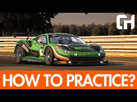 How Do You Practice Sim Racing? [Discussion]