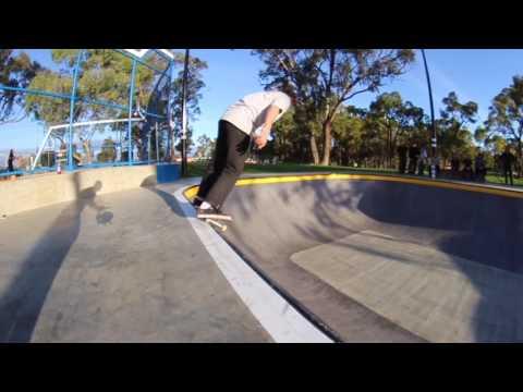 Kwinana Skate Park - Featuring Brendon
