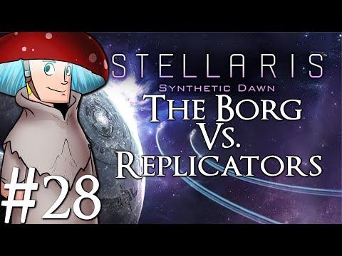 Stellaris   Multiplayer   Synthetic Dawn   Part 28