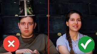 Приколы в кинотеатре: Ошибки на первом свидании