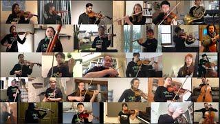 Air (Bach) By Yo-Yo Ma And YMCG (Virtual Orchestra Concert)