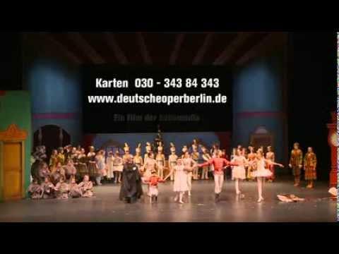Der Nusknacker - Ausschnitt aus Deutsche Oper - Kinder tanzen für Kinder