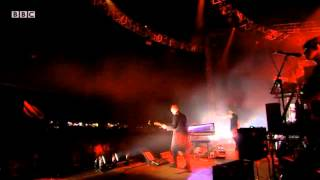 "HURTS ""The ROAD"" at Glastonbury 2013"