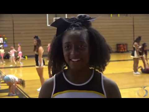 Irmo High School 2019 Cheer Clinic