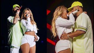 Karol G & Anuel AA - Secreto, Culpables en Vivo | Miami 2019.