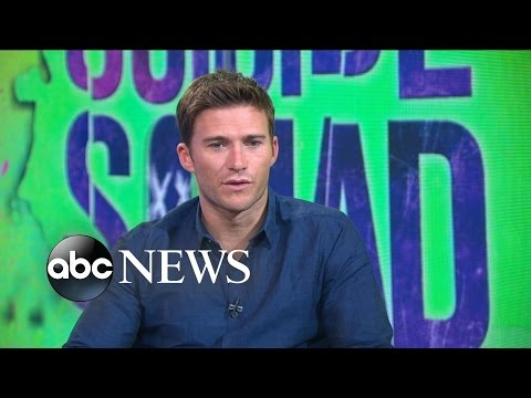 Suicide Squad | Scott Eastwood Interview