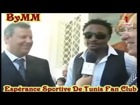 Michael Eneramo : Chnoua Club Mte3ik Khouya .. Lé Espérance Chbik