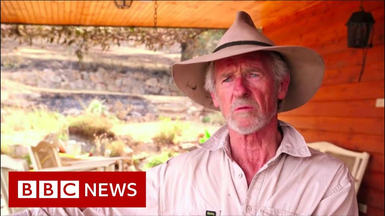 Australia bushfires: Mega blaze likely on Friday evening - BBC News