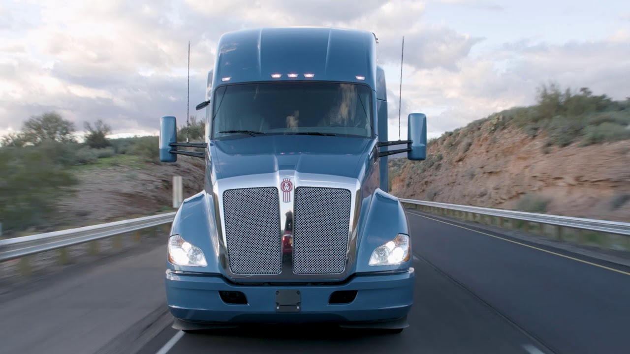 24: T680 Kenworth Driver Academy – Adaptive Cruise Control & Collision  Mitigation