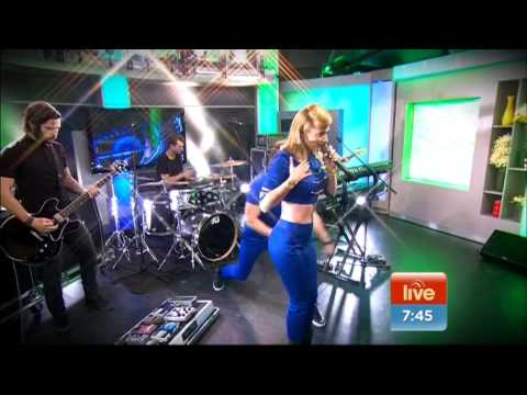 Karmin perform Acapella live in Australia