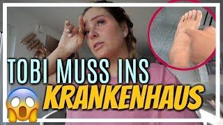 TOBI MUSS INS KRANKENHAUS! 😱🤕| 17.05.2018 | Daily Maren & Tobi