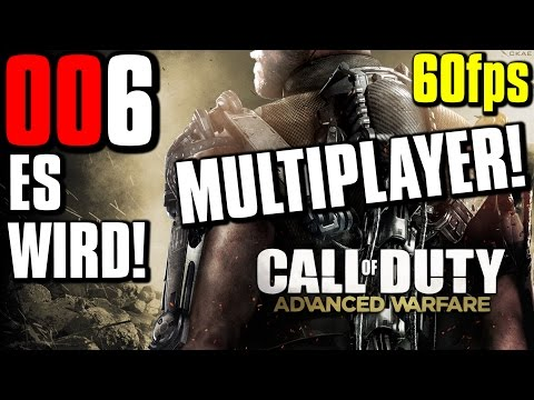 call of duty advanced warfare multiplayer gameplay 1080p