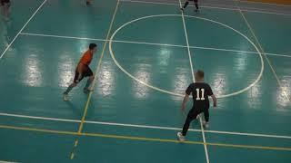 Центр Загорская ГАЭС 2 тайм Чемпионат мини футбол 2020 21