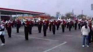 Terrell Texas High School Marching Band