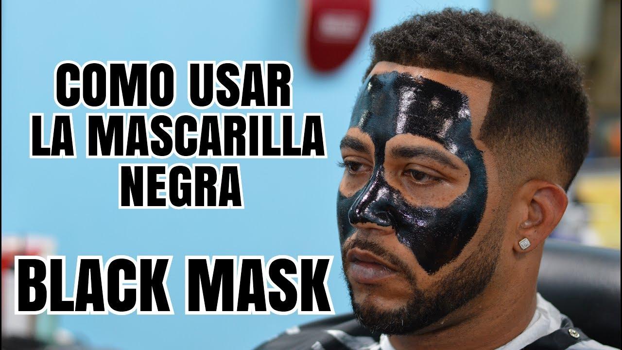 pilaten black mask como usar