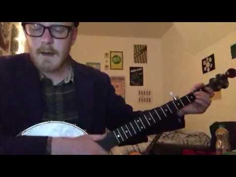 The Moonshiner - clawhammer banjo