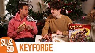 Keyforge - Shut Up & Sit Down Review